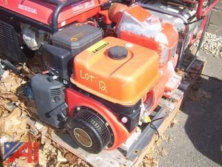 Mitsubishi Trash Pump