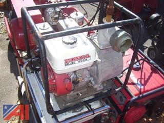 Honda WD30X Pump