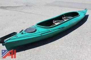 Perception & Rascal Kayaks