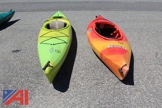 Dagger & Blackwater Kayaks