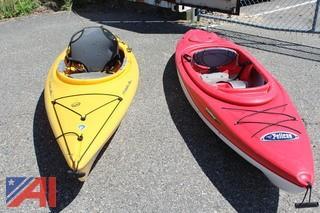 Marvel & Pelican Kayaks