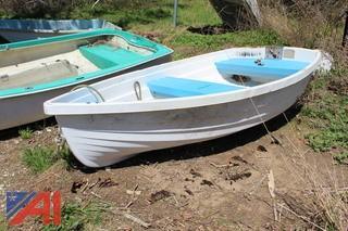 Row Boats & Sunfish Sail Boat