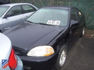 1998 Honda Civic Coupe