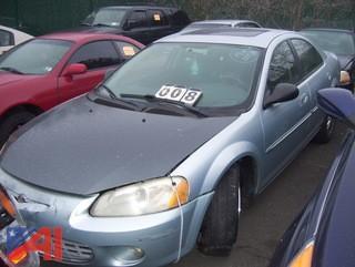 2003 Chrysler Sebring Sedan
