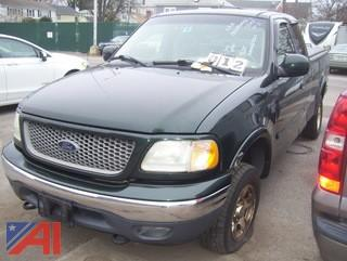 2002 Ford F150 Pickup Truck