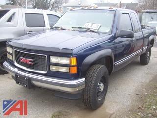 1998 GMC Sierra C/K 2500 Pickup Truck