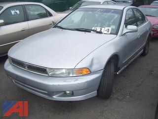 2001 Mitsubishi Galant Sedan