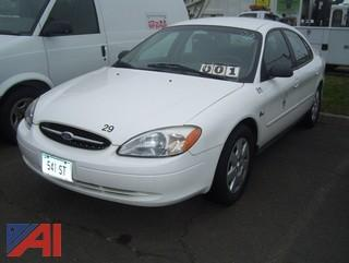 **Lot Updated** 2000 Ford Taurus Sedan