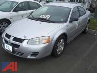 **Lot Updated** 2005 Dodge Stratus Sedan