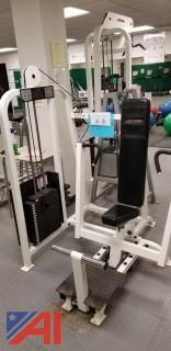 Life Fitness Chest Machine
