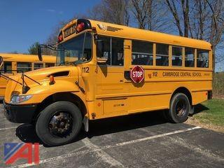 2007 International 3000 Mini School Bus
