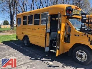 2005 Ford E450 Wheel Chair Bus