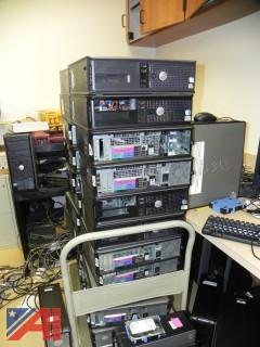 Dell Optiplex Desktop Computers