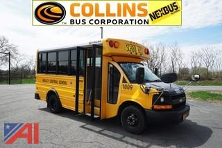 2012 Chevy Express/Collins Nexbus Mini School Bus