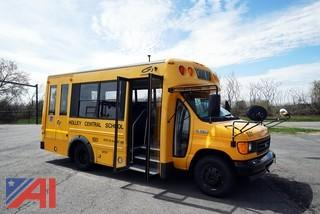 2006 Ford Girardin G5 E350 Super Duty Mini School Bus/Wheel Chair Lift