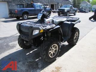 2008 Polaris Sportsman 500 H.O. E.F.I. ATV