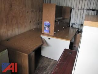 Office Furniture and File Cabinets