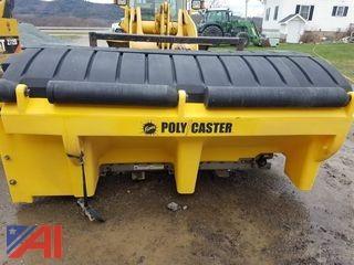 Fisher Poly Caster Sander