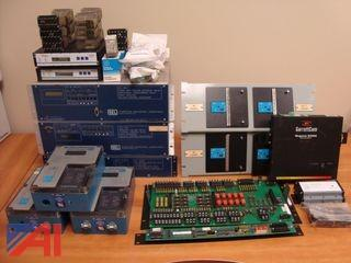 Lot of Electronics Processors, Relays, Controls & More