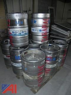 MicroStar Beer Kegs