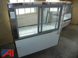"""(#1) Howard-McCray R-CMS32E-4C-S, Meat Display Case, Single Duty, 50"""" W"""