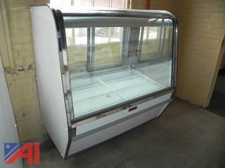 """(#2) Howard-McCray R-CMS32E-4C-S, Meat Display Case, Single Duty, 50"""" W"""