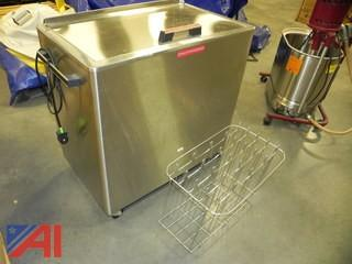 Chattanooga Hydrocollator Hot Pack Mobile Heating Unit, 2502/2504