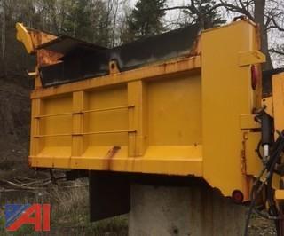 6 Wheeler 10' Dump Body