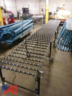 Best Conveyors Best/Flex 200 Expandable Gravity Skatewheel Conveyor