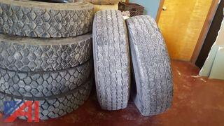 Various Steer & Drive Tires