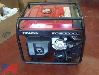 Honda EG5000CL Generator