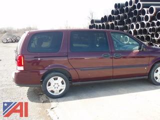2008 Chevrolet Uplander Minivan