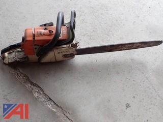 2009 Stihl 026 Pro Chainsaw