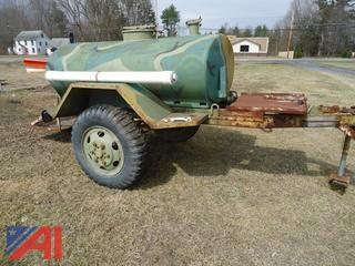 Military Surplus Portable Water Tank