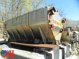 (#5) Torwel Stainless Steel Hydraulic Sander