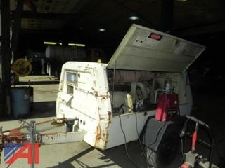 1987 Ingersoll-Rand 185 Tag-A-Long Air Compressor
