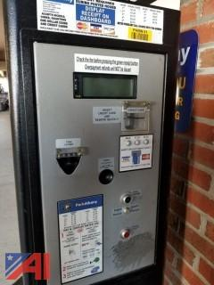 (11) Cale MP 104 Parking Meters