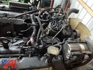 1999 7.3 DIT Power Stroke Diesel Engine