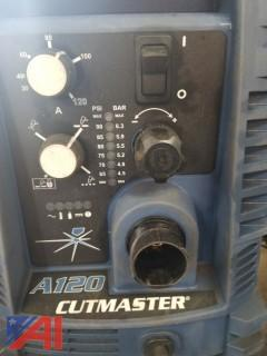 Thermal Dynamics Professional A120 Master Plasma Cutter