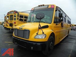 (#309) 2008 Freightliner Thomas B2 School Bus