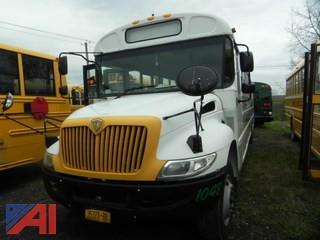 (#1048) 2011 International 3000 School Bus