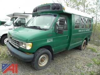 (#298) 1996 Ford Thomas E350 Mini School Bus