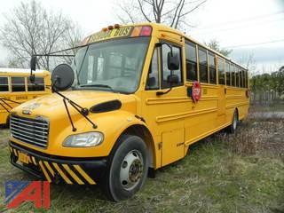 (#2830) 2008 Freightliner Thomas B2 School Bus