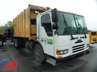 2004 Freightliner 8 x 4 Condor ISL9 Garbage Truck