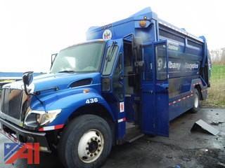 2005 International 7400 Recycling Dump Truck
