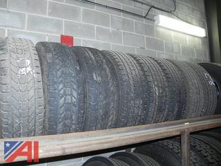 (#2)  LT225/75R16 Firestone Tires