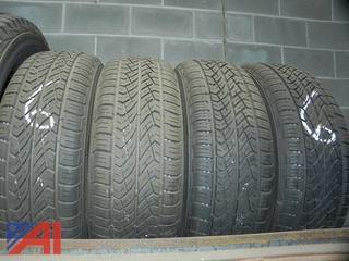 (#6) Yokohama 225/65R17 Tires