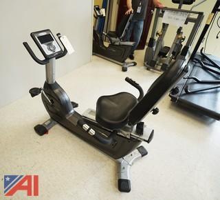 BodyCraft #R18 Semi-Recumbent Exercise Bike