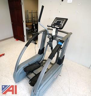 LifeCoreLC550 Center Drive Elliptical Trainer