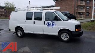 2010 Chevy Express 2500 Van